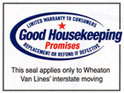 Wheaton Worldwide Moving annually earns Good Houskeeping Seal since 1964
