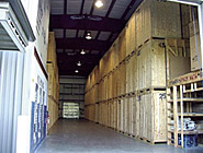 Inside Magnum's warehouse