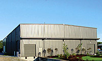 Magnum's storage warehouse