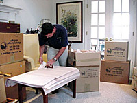 Magnum Moving can professionally pack your household items safely and securely